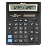 Калькулятор електронний 12 розрядів, розмір 203*158*30.5 мм OPTIMA O75575