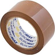 Скотч упаковочный Buromax, 48мм x 66м х 45мкм, коричневый BM.7018-01