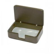 Деревянный контейнер для визиток BESTAR орех 1315WDN