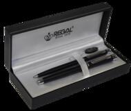 Комплект ручек в подарочном футляре REGAL R68008.H.BF