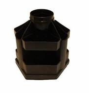 Органайзер КИП настольный, Вертушка средняя, черный (OB61черн)