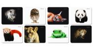 Коврик для мыши (157х227,PVC),PANTA PLAST,Puzzle 0399-0197-99