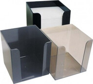 Куб для бумаги 90x90x90 мм,ECONOMIX,E32601