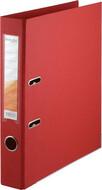 Папка-регистратор двухсторонний ,Delta by Axent, корешок 5 cм, красная D1712-06C
