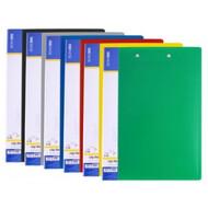 Папка пластиковая с 20 файлами ECONOMIX