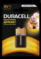 Батарейка  Duracell 9V MN1604 KPN 1*10 24518