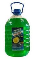 Кристальный блеск жидкое моющее средство для посуды 5л