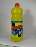 Крот Оникс Эконом 1л жидкость для прочистки водосточных труб