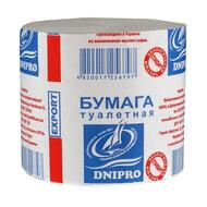 Туалетная бумага рулонная серая Днепр - 2  47 м (уп)