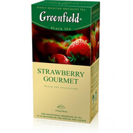 Чай Greenfield Strawberry Gourmet 25 пак * 2г