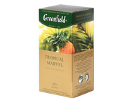 Чай Greenfield Tropical Marvel 25 пак * 2г