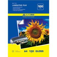 Пленка для ламинирования А4 (216 * 303) 100мк 100л Buromax ВМ 7724