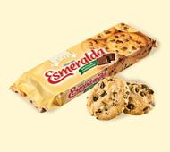 """Печенье """"Эсмеральда"""" белая с шоколадными кусочками 150г"""