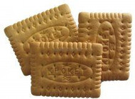 """Печенье весовое Крекер Мелодия 2,5кг """"Гроно"""" 1 кг (2.5 кг в ящ-112,50гр)"""