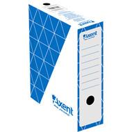 Бокс архивный Axent 1732-02-A 100 мм, синий
