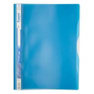 Скоросшиватель А4 Axent 1312-07-A, 5 отделений, голубой