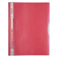 Скоросшиватель А4 Axent 1312-10-A, 5 отделений, розовый