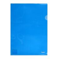 Папка-уголок А4 Axent 1434-22-A, синяя