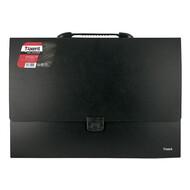 Портфель Axent 1611-01-A, А3, 1 отделение, черный
