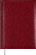 Ежедневник недатированный А5 Buromax BASE(Miradur), 288 стр. бордовый, BM.2008-13